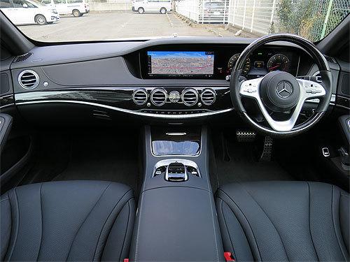 ベンツ S450 AMGラインプラス画像8