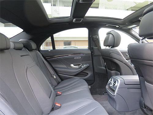ベンツ S450 AMGラインプラス画像4