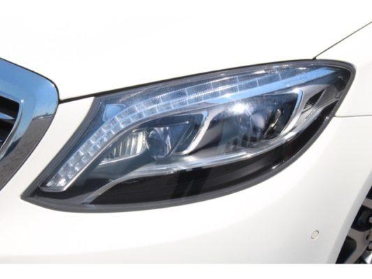 メルセデス・ベンツ S400ハイブリッド エクスクルーシブ画像4