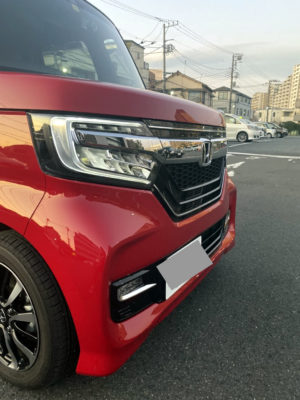 NボックスGカスタム 新車同様!!画像4