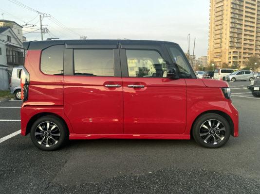 NボックスGカスタム 新車同様!!画像5
