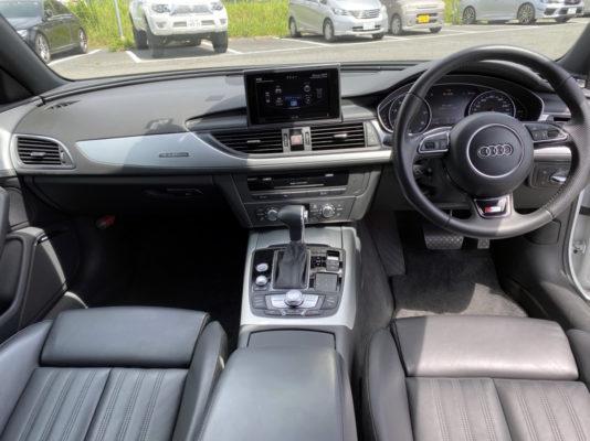 アウディA6 2.8FSIクワトロ Sラインプラス4WD ★限定車100台画像10