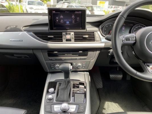 アウディA6 2.8FSIクワトロ Sラインプラス4WD ★限定車100台画像11