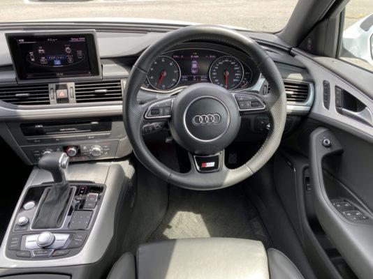 アウディA6 2.8FSIクワトロ Sラインプラス4WD ★限定車100台画像12