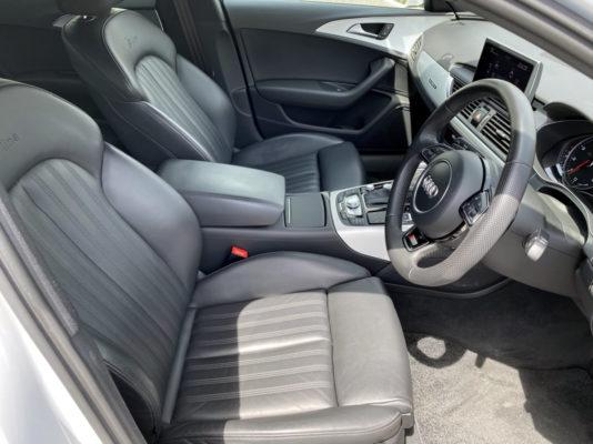 アウディA6 2.8FSIクワトロ Sラインプラス4WD ★限定車100台画像13