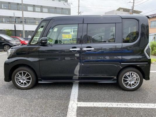 タントカスタムRS トップエディションSAⅢ     ★極上 ★新車並み画像13