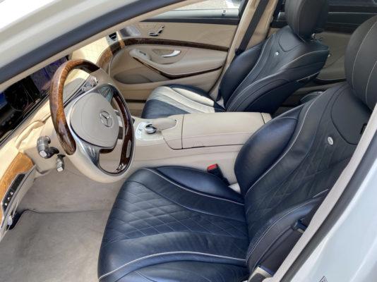 メルセデスベンツ 特別仕様車 S550ロング エデション1  S63仕様 ★280台国内限定車 ★優越感MAX  ★国内最安値 ★税金完納 ★特別仕様車グレード画像10
