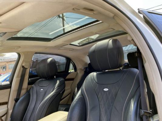 メルセデスベンツ 特別仕様車 S550ロング エデション1  S63仕様 ★280台国内限定車 ★優越感MAX  ★国内最安値 ★税金完納 ★特別仕様車グレード画像12