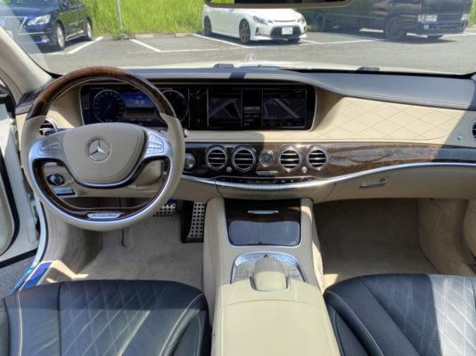 メルセデスベンツ 特別仕様車 S550ロング エデション1  S63仕様 ★280台国内限定車 ★優越感MAX  ★国内最安値 ★税金完納 ★特別仕様車グレード画像13