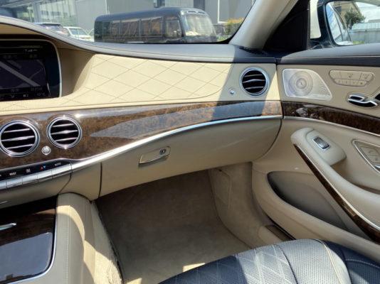 メルセデスベンツ 特別仕様車 S550ロング エデション1  S63仕様 ★280台国内限定車 ★優越感MAX  ★国内最安値 ★税金完納 ★特別仕様車グレード画像14