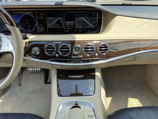メルセデスベンツ 特別仕様車 S550ロング エデション1  S63仕様 ★280台国内限定車 ★優越感MAX  ★国内最安値 ★税金完納 ★特別仕様車グレード画像15