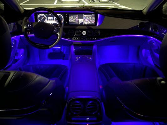 メルセデスベンツ 特別仕様車 S550ロング エデション1  S63仕様 ★280台国内限定車 ★優越感MAX  ★国内最安値 ★税金完納 ★特別仕様車グレード画像17