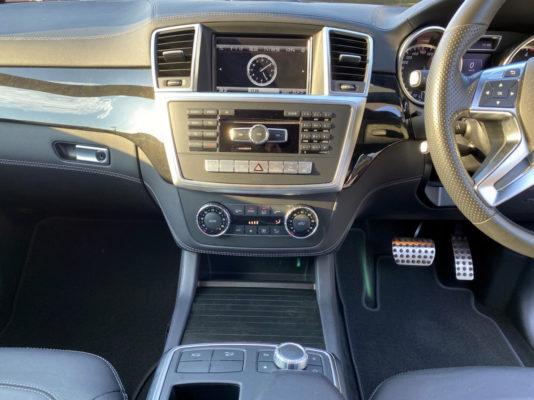メルセデスベンツ ML 350 ブルーテック AMGエクスクルーシブ ★激安 ★国内最安値 ★機関絶好調 ★大人気SUV ★フルオプ ★ディーゼル ★都内ナンバー画像5