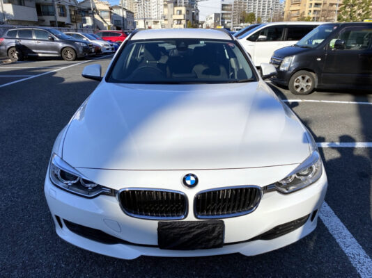 BMW 320i ツーリング★大人気車★走行2.6万k ★絶好調★税金完納★国内最安値★価格交渉可画像2